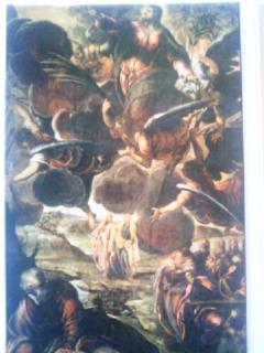 《キリストの昇天》…福音書では昇天について、キリストが弟子たちを祝福しな... ●イエス、地上最